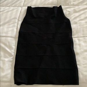 BCBG bandage pencil skirt